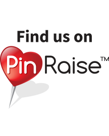 Find us on PinRaise™