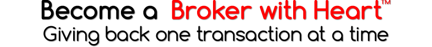 Become a Broker with Heart