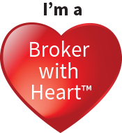 I'm a Broker with heart